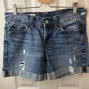 Gap Sexy Boyfriend Shorts. 24r.